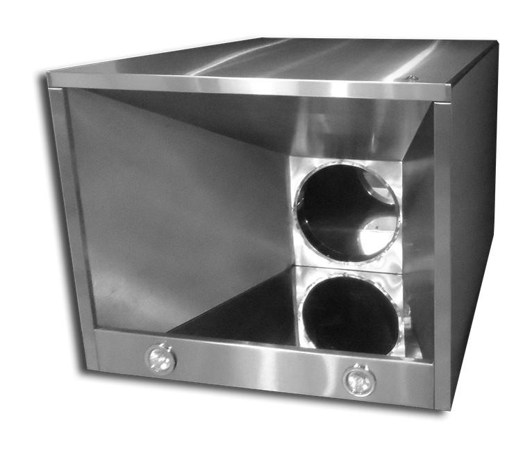 Coifa box inox 304