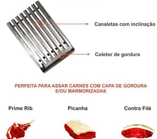 Fabricante de grelha para churrasqueira