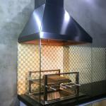 Kit churrasqueira para apartamento